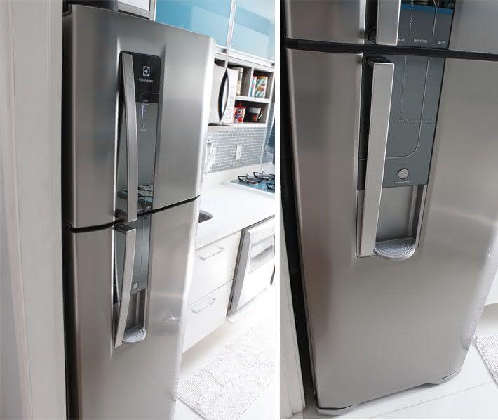 Electrolux, sofisticação em geladeiras
