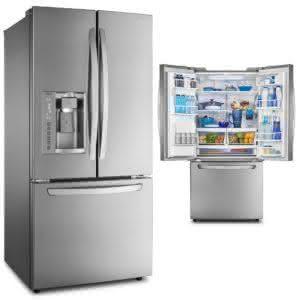 Você tem que ter uma geladeira frost Free 2