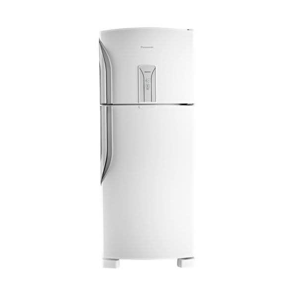 Geladeira / Refrigerador Duplex 435 litros Frost Free Branco - NR-BT47BD2WB - Panasonic 220 V 1