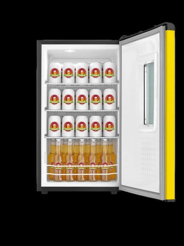 Cervejeira 82 litros Frost Free CZD12AYBNA Amarela - Consul 220 V 6