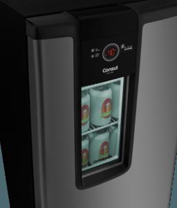 Cervejeira 82 litros Frost Free Titanium - CZD12ATBNA - Consul 220 V 13