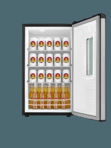 Cervejeira 82 litros Frost Free Titanium - CZD12ATBNA - Consul 220 V 17