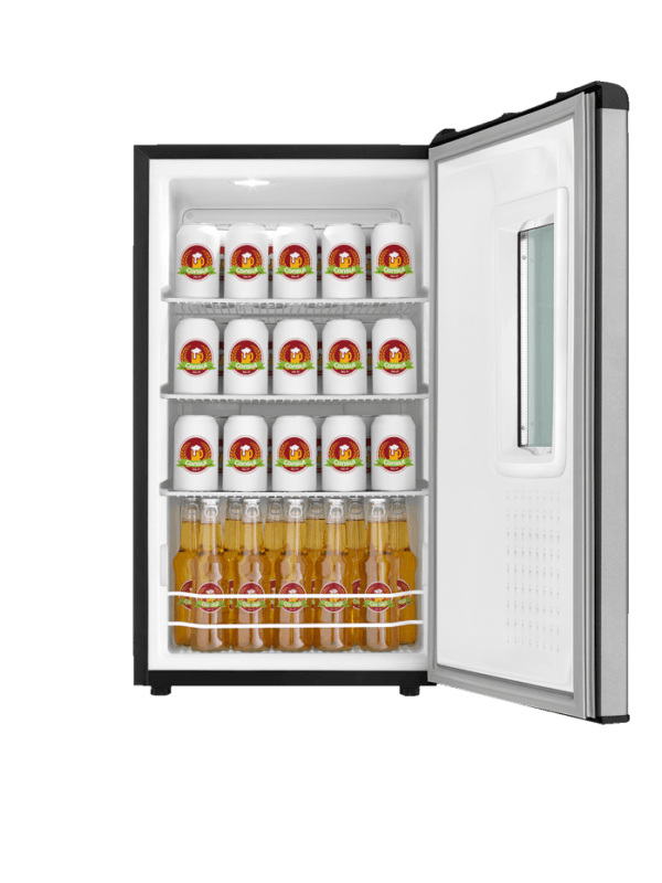 Cervejeira 82 litros Frost Free Titanium - CZD12ATBNA - Consul 220 V 6