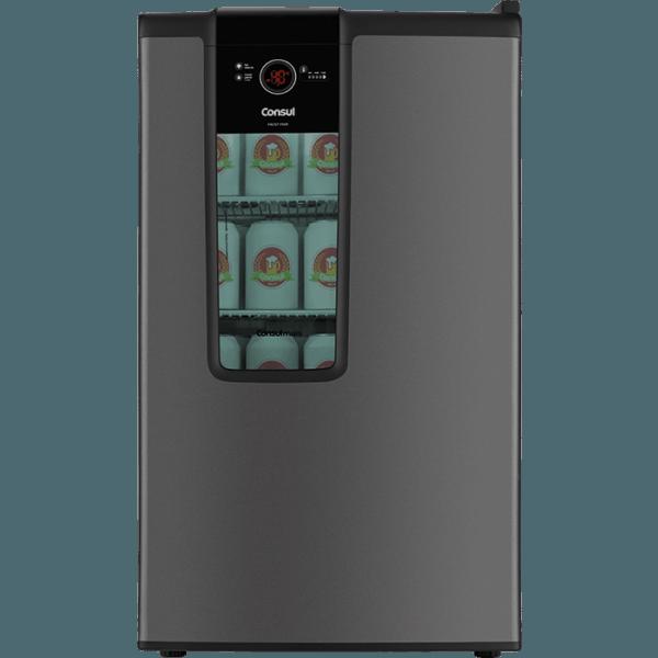 Cervejeira 82 litros Frost Free Titanium CZD12ATANA - Consul 110 V 6