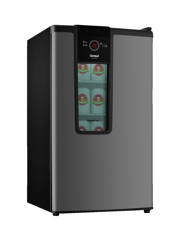 Cervejeira 82 litros Frost Free Titanium - CZD12ATBNA - Consul 220 V 4