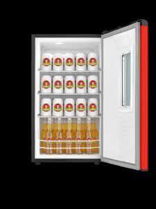 Cervejeira 82 litros Frost Free Vermelha - CZD12AVBNA - Consul 220 V 14