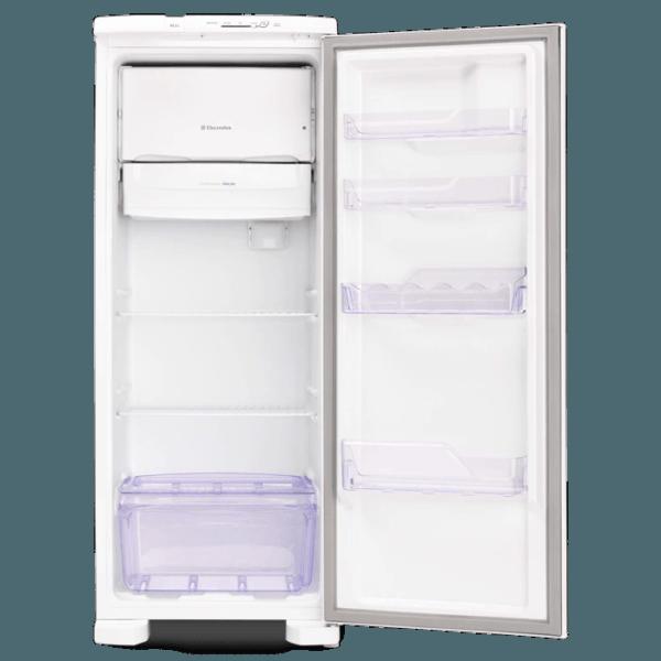 Geladeira / Refrigerador  240 litros Cycle Defrost Branco Controle de Temperatura RE31 - Electrolux 110 V 8