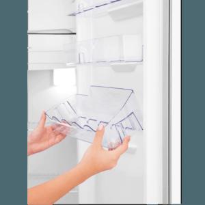 Geladeira / Refrigerador  240 litros Cycle Defrost Branco Controle de Temperatura RE31 - Electrolux 110 V 16