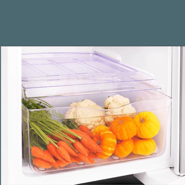 Geladeira / Refrigerador  240 litros Cycle Defrost Branco Controle de Temperatura RE31 - Electrolux 110 V 6