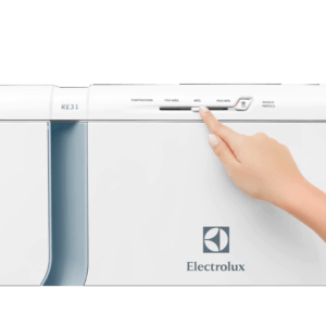 Geladeira / Refrigerador  240 litros Cycle Defrost Branco Controle de Temperatura RE31 - Electrolux 110 V 18