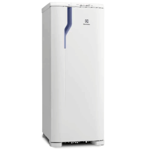 Geladeira / Refrigerador  240 litros Cycle Defrost Branco Controle de Temperatura RE31 - Electrolux 110 V 11