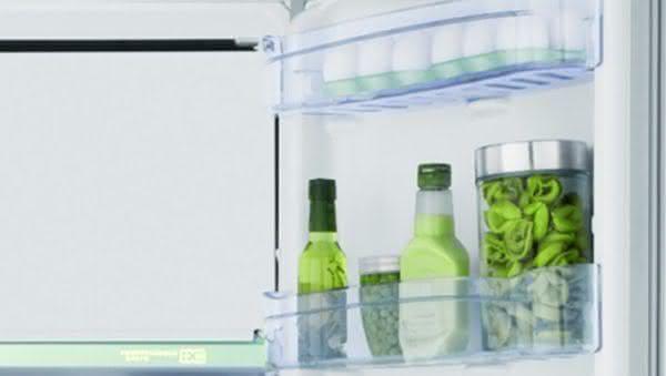 Geladeira / Refrigerador 261 litros Degelo Seco com Gavetão Hortifruti Branco - CRA30FBBNA - Consul 220 V 4