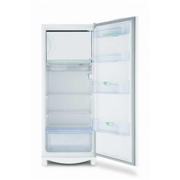 Geladeira / Refrigerador 261 litros Degelo Seco com Gavetão Hortifruti Branco - CRA30FBBNA - Consul 220 V 6