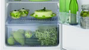 Geladeira / Refrigerador 342 litros Frost Free Inox Gavetão Hortifruti - CRB39AKANA - Consul 110 V 18