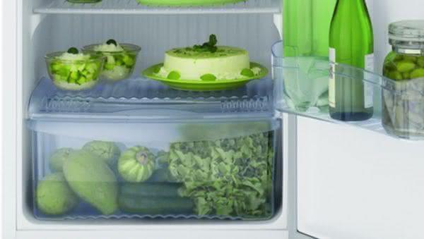 Geladeira / Refrigerador 342 litros Frost Free Inox Gavetão Hortifruti - CRB39AKANA - Consul 110 V 2