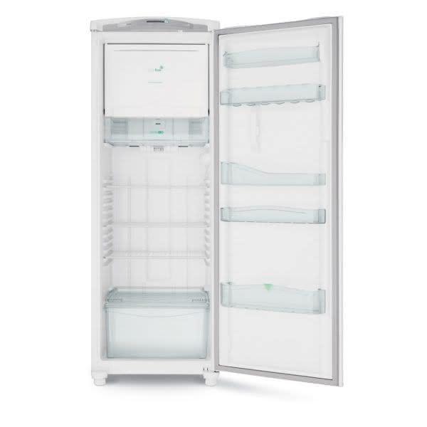 Geladeira / Refrigerador 342 litros Frost Free Inox Gavetão Hortifruti - CRB39AKANA - Consul 110 V 6