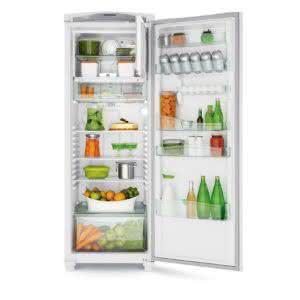 Geladeira / Refrigerador 342 litros Frost Free Gavetão Hortifruti Branco - CRB39ABBNA - Consul 220 V 12