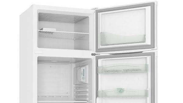 Geladeira / Refrigerador Duplex 334 litros Cycle Defrost Com Super Freezer Branco - CRD37EBANA - Consul 110 V 9