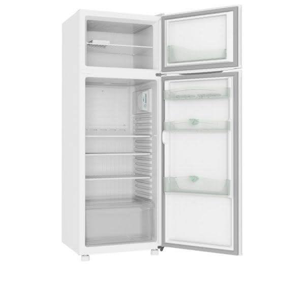 Geladeira / Refrigerador Duplex 334 litros Cycle Defrost Com Super Freezer Branco - CRD37EBANA - Consul 110 V 3