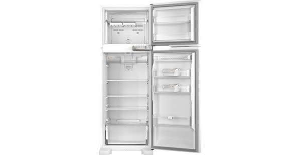 Geladeira / Refrigerador Duplex 352 litros Frost Free Branco - BRM39EBANA - Brastemp 110 V 2
