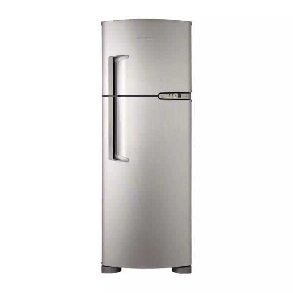 Geladeira / Refrigerador Duplex 352 litros Frost Free Inox - BRM39EKANA - Brastemp 110 V 6