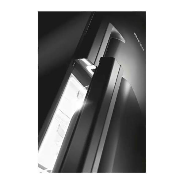 Geladeira / Refrigerador Duplex 352 litros Frost Free Inox - BRM39EKANA - Brastemp 110 V 2
