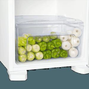 Geladeira / Refrigerador Duplex 362 litros Cycle Defrost Branco DC44 Electrolux 220 V 14
