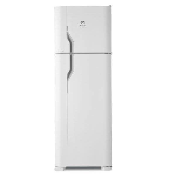 Geladeira / Refrigerador Duplex 362 litros Cycle Defrost Branco DC44 Electrolux 220 V 9