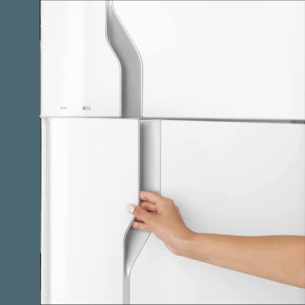 Geladeira / Refrigerador Duplex 362 litros Cycle Defrost Branco DC44 Electrolux 220 V 4