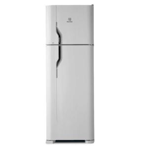 Geladeira / Refrigerador Duplex 362 litros Cycle Defrost Branco DC44 Electrolux 220 V 12