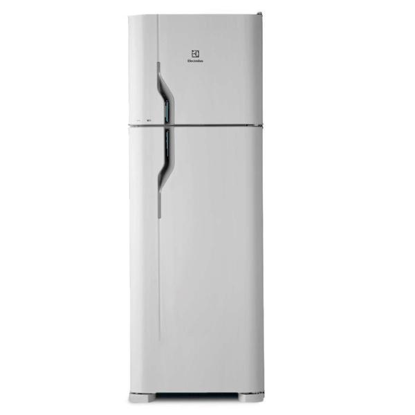 Geladeira / Refrigerador Duplex 362 litros Cycle Defrost Branco DC44 Electrolux 220 V 5