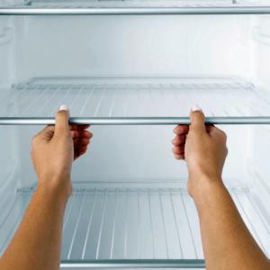 Geladeira / Refrigerador Duplex 362 litros Cycle Defrost Branco DC44 Electrolux 220 V 16