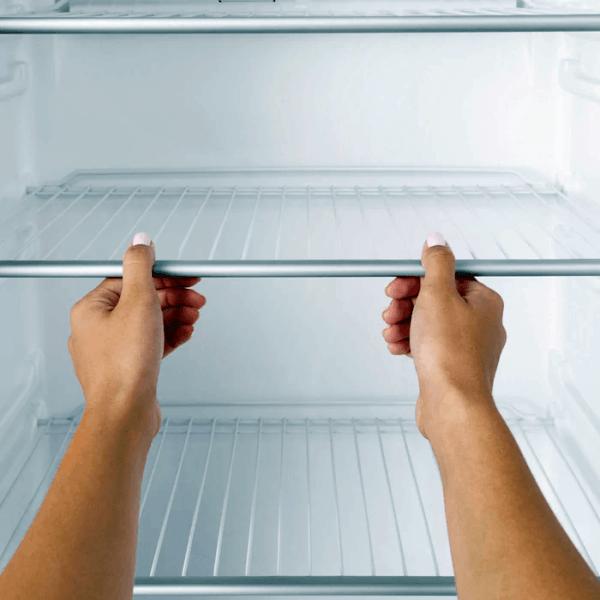 Geladeira / Refrigerador Duplex 362 litros Cycle Defrost Branco DC44 Electrolux 220 V 7