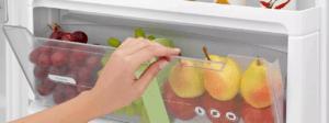 Geladeira / Refrigerador Duplex 405 litros Frost Free  Branco - CRM51ABANA - Consul 110 V 13