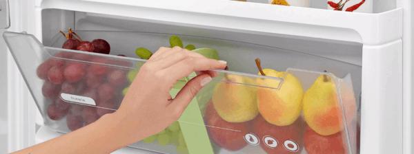 Geladeira / Refrigerador Duplex 405 litros Frost Free  Branco - CRM51ABANA - Consul 110 V 7