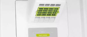 Geladeira / Refrigerador Duplex 405 litros Frost Free  Branco - CRM51ABANA - Consul 110 V 9
