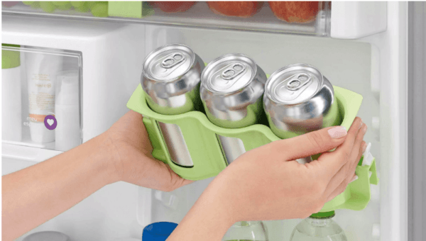 Geladeira / Refrigerador Duplex 405 litros Frost Free  Branco - CRM51ABANA - Consul 110 V 4