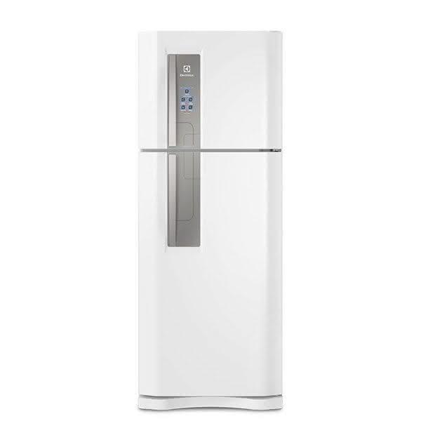 Geladeira / Refrigerador Duplex 427 litros Frost Free Branco Blue Touch DF53 - Electrolux 110 V 4