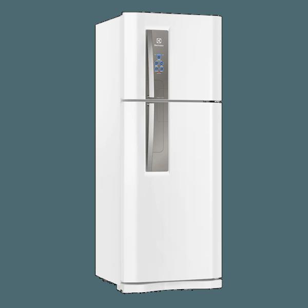 Geladeira / Refrigerador Duplex 427 litros Frost Free Branco Blue Touch DF53 - Electrolux 110 V 11