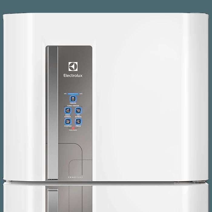 Geladeira / Refrigerador Duplex 427 litros Frost Free Branco Blue Touch DF53 - Electrolux 110 V 14