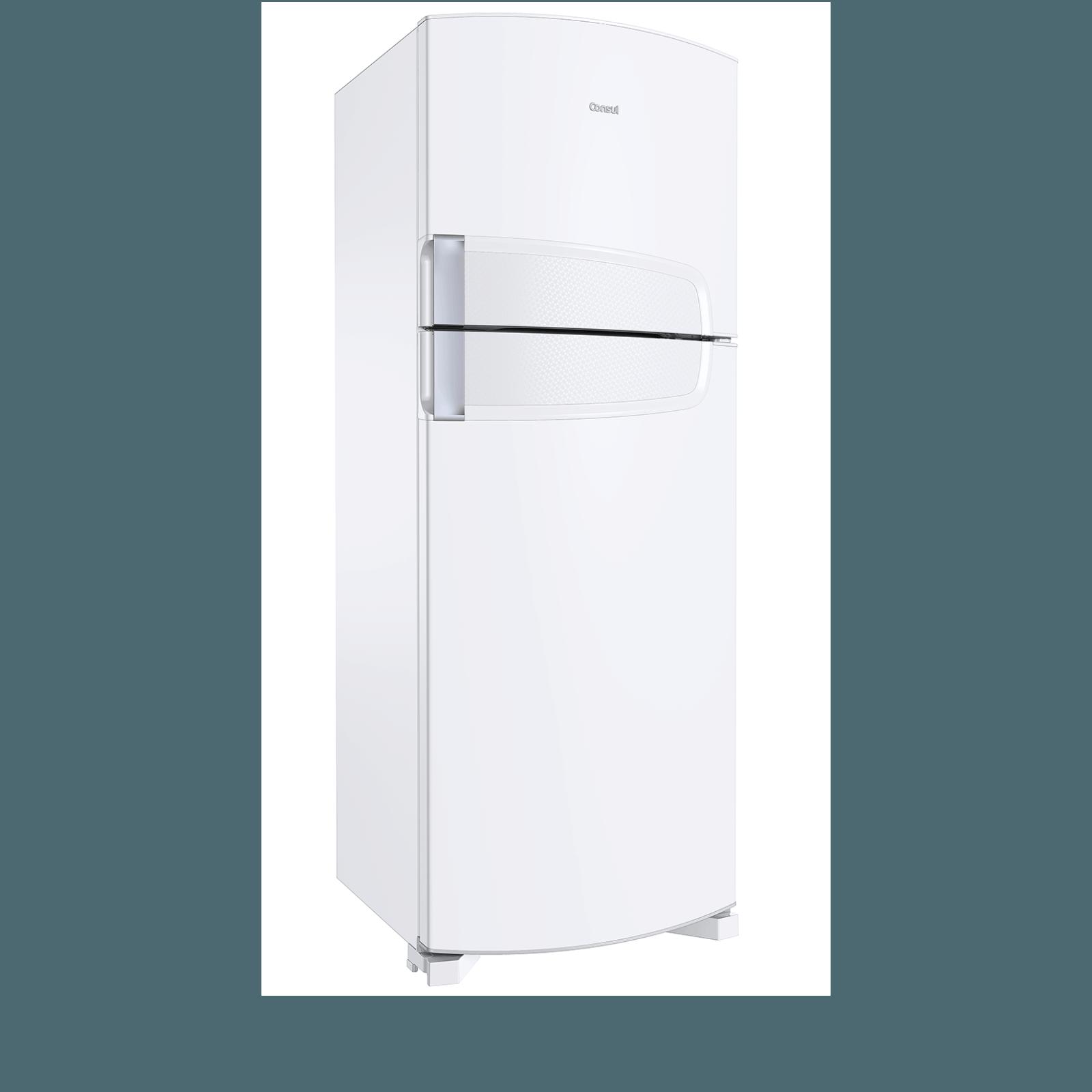 d65dcac65 Geladeira   Refrigerador Duplex 450 litros Cycle Defrost Inox - CRD49AKBNA  - Consul 220 V