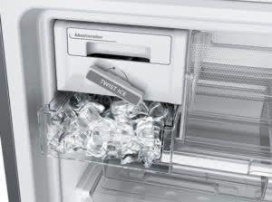 Geladeira / Refrigerador Inverse 443 litros Frost Free Inox - BRE57AKANA - Brastemp 110 V 8