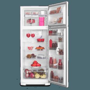 Geladeira / Refrigerador Duplex 462 litros Cycle Defrost Branco - DC49A - Electrolux 110 V 13