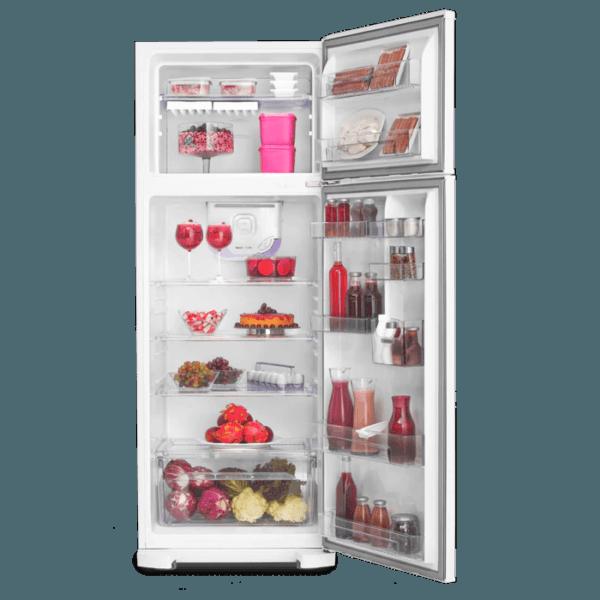 Geladeira / Refrigerador Duplex 462 litros Cycle Defrost Branco - DC49A - Electrolux 110 V 4
