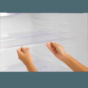Geladeira / Refrigerador Duplex 462 litros Cycle Defrost Branco - DC49A - Electrolux 110 V 15