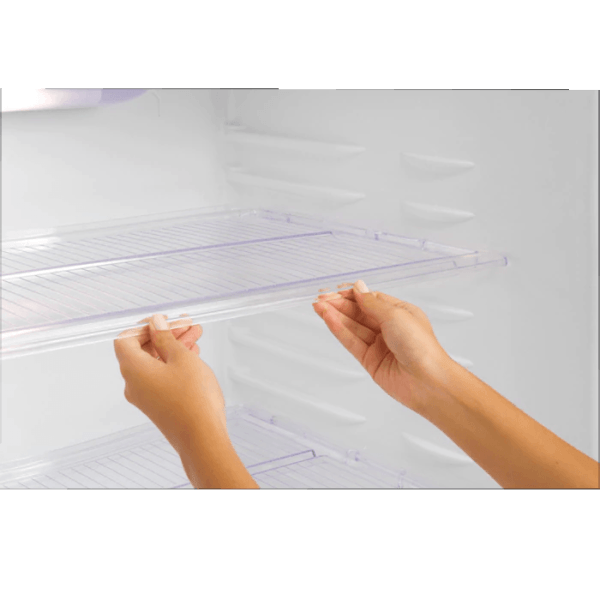 Geladeira / Refrigerador Duplex 462 litros Cycle Defrost Branco - DC49A - Electrolux 110 V 8