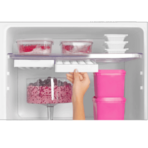 Geladeira / Refrigerador Duplex 462 litros Cycle Defrost Branco - DC49A - Electrolux 110 V 11