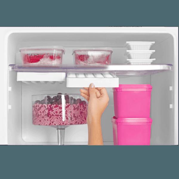 Geladeira / Refrigerador Duplex 462 litros Cycle Defrost Branco - DC49A - Electrolux 110 V 6