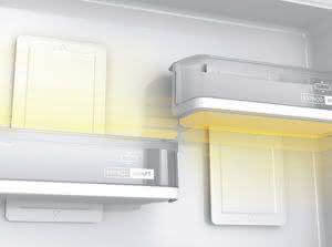 Geladeira / Refrigerador Duplex 500 litros Frost Free Branco - BRM58ABBNA - Brastemp 220 V 17