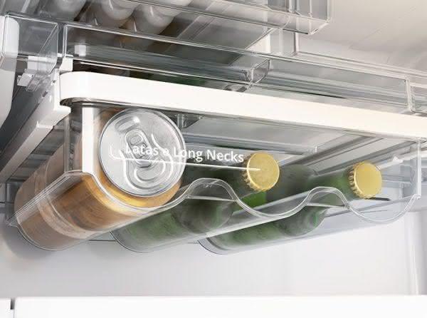 Geladeira / Refrigerador Duplex 478 litros Adega Freeze Control Frost Free Branco - BRM59ABANA - Brastemp 110 V 11